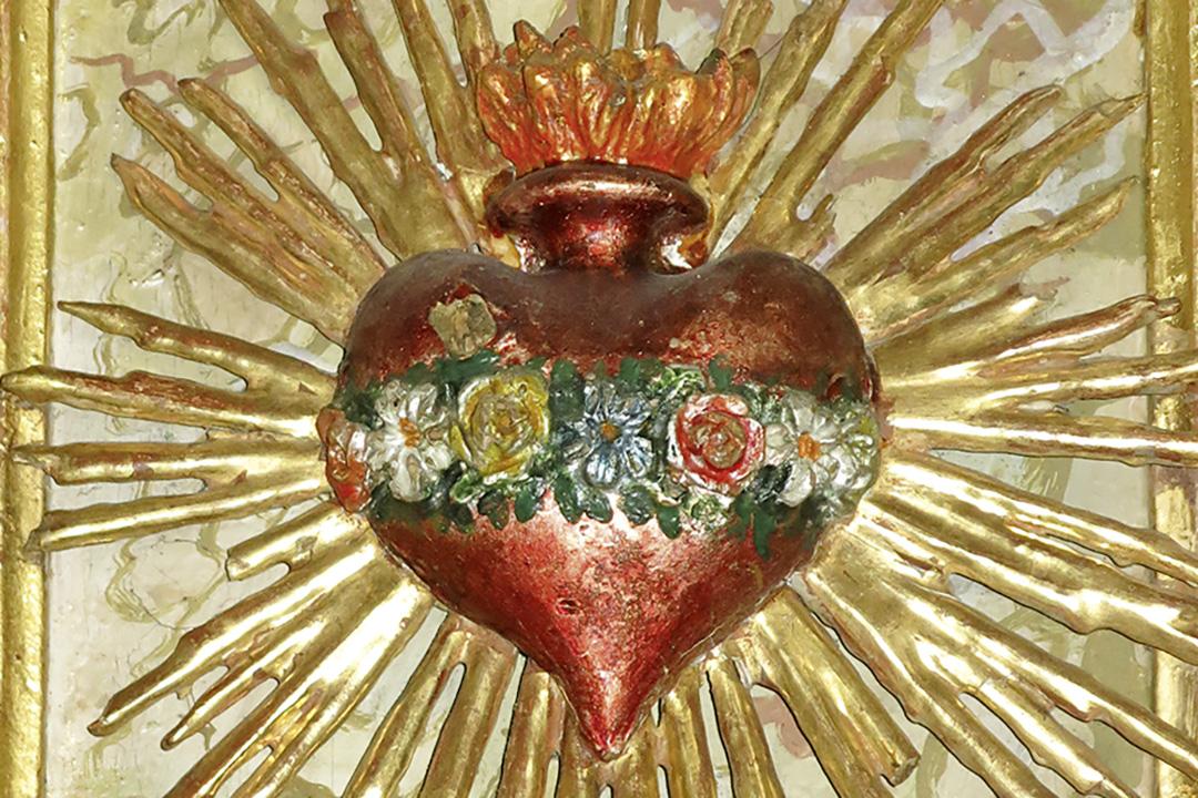 Weihe an Jesus durch Maria